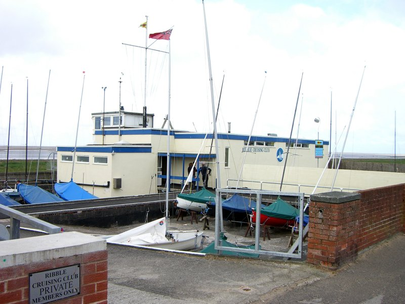Ribble Cruising Club - Club House
