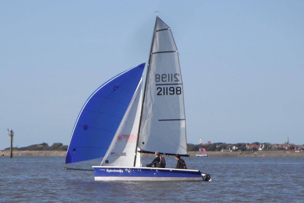 October Sailing