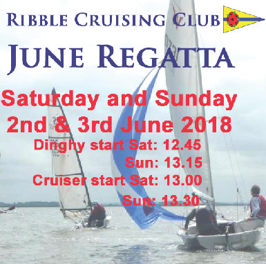 June Regatta -click on image for more information