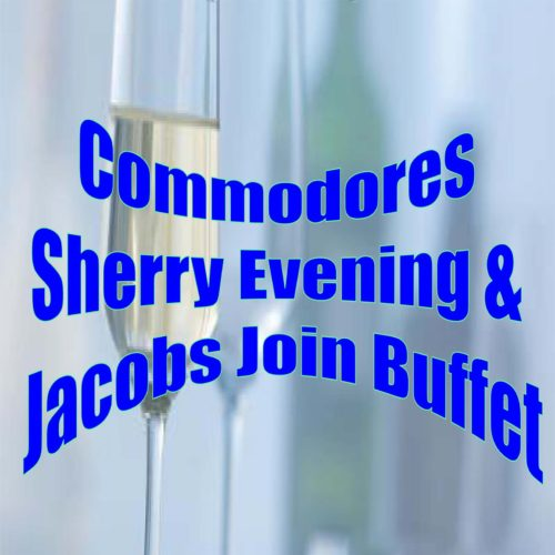 Commodore's Sherry Evening with the Mayor and Mayoress of Fylde