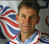 The RYA's Director of Racing, John Derbyshire OBE, lecture in Bolton