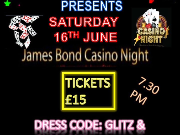 James Bond Casino Night