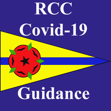 Covid-19 Updated Clubhouse and Dinghy Sailing Restrictions following Lock-down 3
