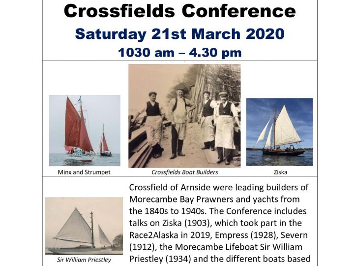 Crossfields of Arnside -2020 Conference by Arnside SC