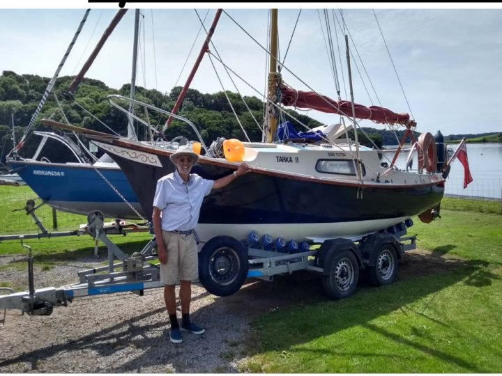 January 29th -Last Tuesday Talk -Trailer Sailing in Devon with Oliver Shaw
