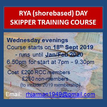 RYA (Shore-based) Day Skipper Course