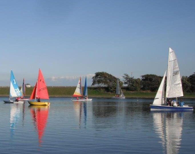 Fairhaven Lake Sail Training 2018