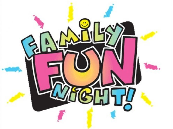 Family Fun Evening -Friday 23rd Feb at 6.30pm