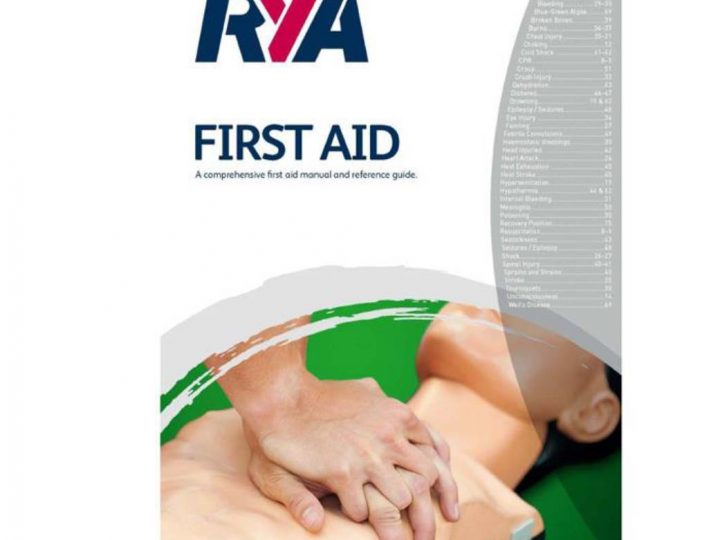 Members' First Aid Course -7th March