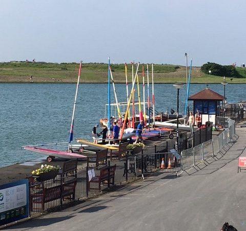 Whitsun Youth Squad Sailing