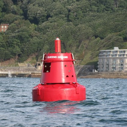 Notice to Mariners -Vee-Wall buoy