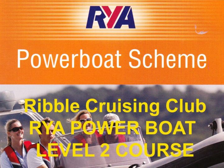 RYA Power Boat Level 2 Course 13/20 July
