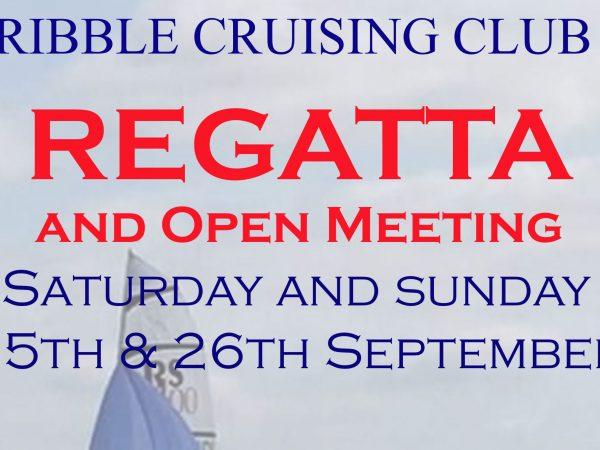 September Regatta and Open Meeting