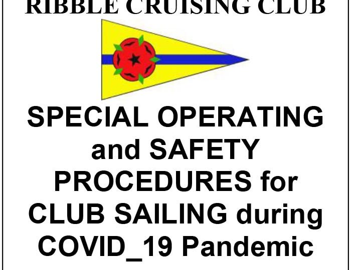 SOP and RA (Covid-19) For return to dinghy sailing 05.08.20