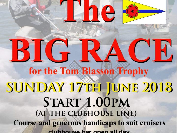 The BIG Race 2018