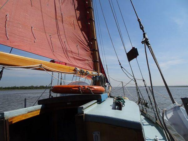 Post Lock-down sailing