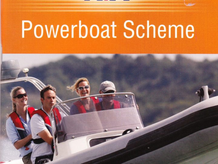 RYA Power Boat Level 2 Course