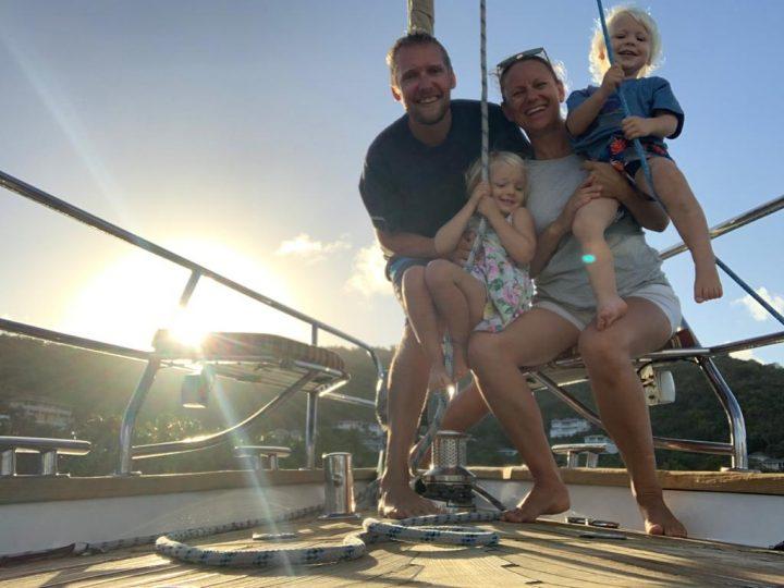 ONWARDS TO PANAMA CITY – Across the Caribbean from Bonaire
