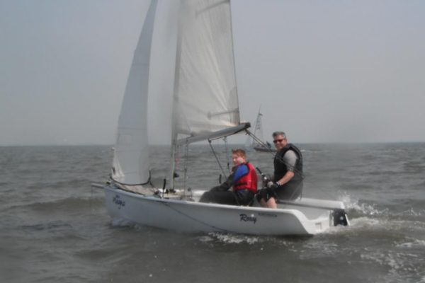 Sail Training on the sea -30th June
