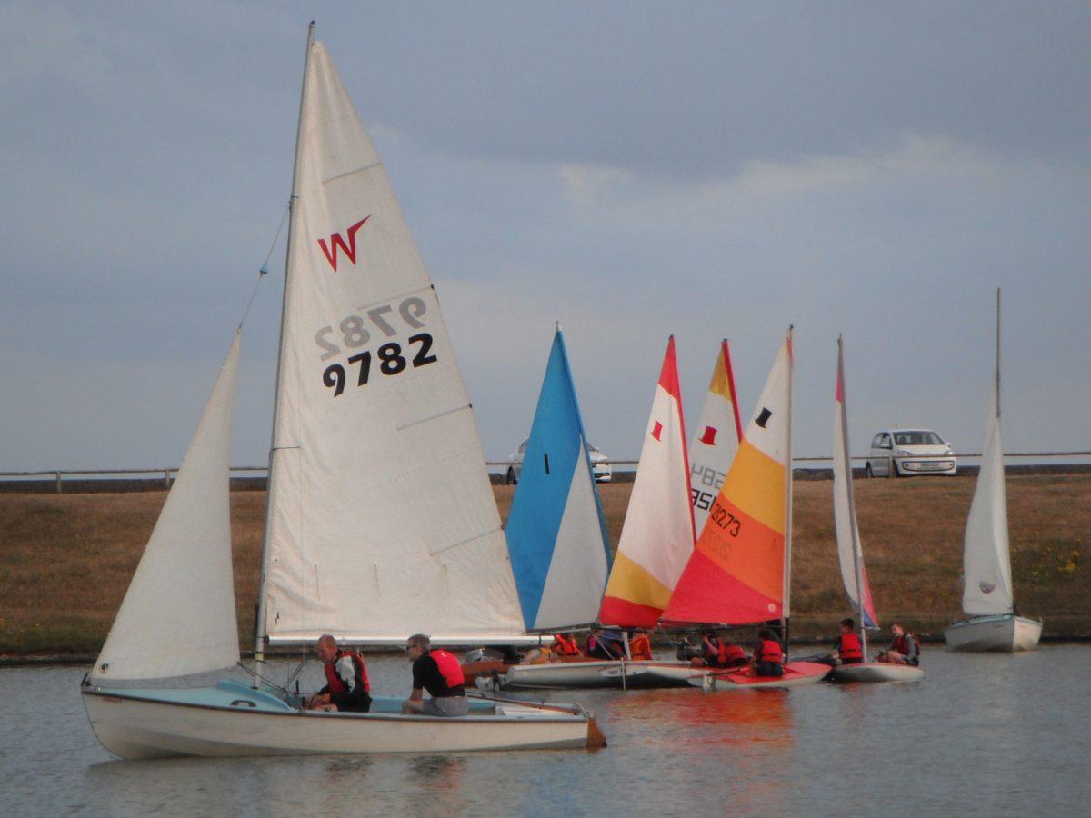 Fairhaven Sail Training -week 8